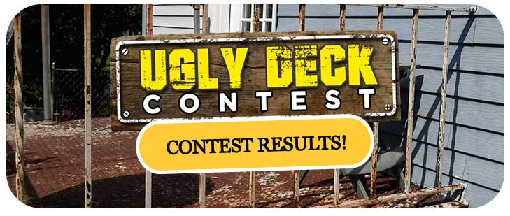 Ugly Deck Contest